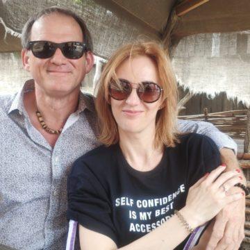 Брайан (США) и Ирина (Украина)