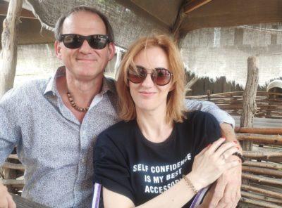 Брайан (США) и Ирина (Украина) – Май 2019