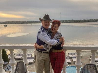 Дон (США) и Елена (Украина) – Май 2017