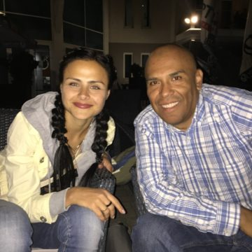 Хуан (Мексика) и Оксана (Украина)