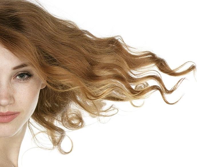 волосы прическа девушка макияж