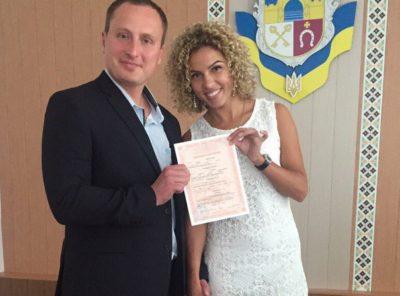 Андрей (Великобритания) и Людмила (Украина) – Октябрь 2016