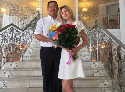 Тэм (Канада) и Марина (Украина) – Июль 2018