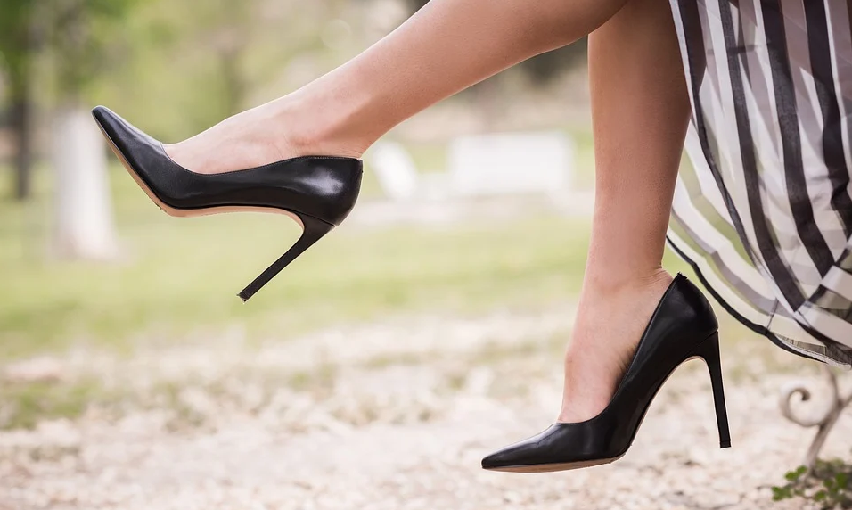 каблуки девушка обувь ноги